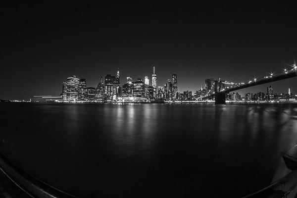Manhattan Cityscape