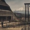 """<h2>Ancient Mount Fuji Village</h2> <br/>Here I am in that little village of Saiko. I don't know if it is always relatively empty or just this one day, but hardly anyone was around. I did see this one older gentleman sauntering around, and he happened to saunter right into the frame! A lucky grab! :)<br/><br/>This """"look"""" for this photo is a bit experimental, but I kind of like it. To achieve it (this is Photoshop-heavy-jargon I'm afraid!), you can duplicate the layer then do some extreme sharpening and a black and white conversion using something like Silver Efex Pro (there is a review here on the site). After that, you can change the blend mode to Hard Light… it makes an interesting effect!<br/><br/>- Trey Ratcliff<br/><br/><a href=""""http://www.stuckincustoms.com/2013/05/12/ancient-mount-fuji-village/"""" rel=""""nofollow"""">Click here to read the rest of this post at the Stuck in Customs blog.</a>"""
