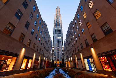 Rockefeller Centre, Midtown Manhattan, New York City, New York, America