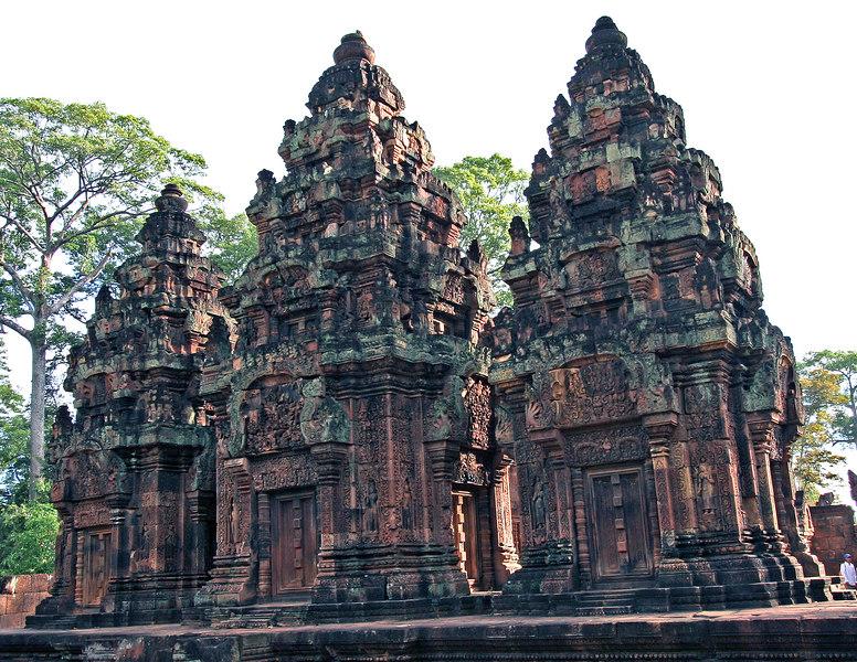 Siem Reap, Cambodia. Banteay Srei