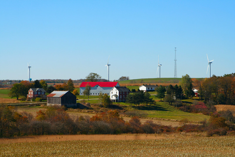 Wind Farm in Western Pennsylvania