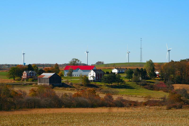Wind Farm in Western Pennsylvania