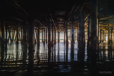 Under the Bridge, Santa Monica