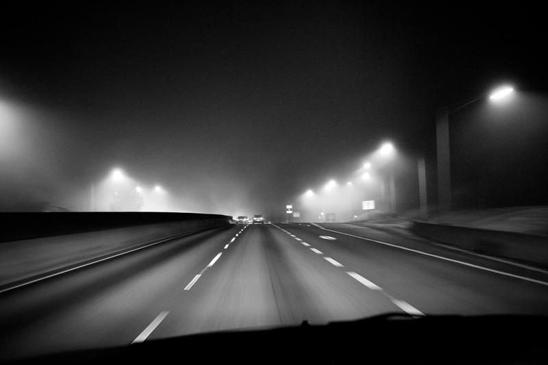 Cruising Low in the Dark
