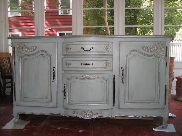 Furniture 6 BoppArt Decorative Painting