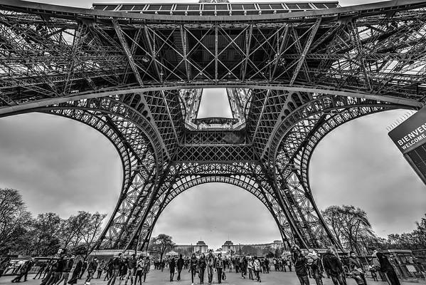 Eiffel Overwhelming