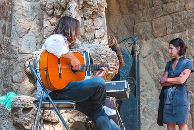 Guitarist & Girl