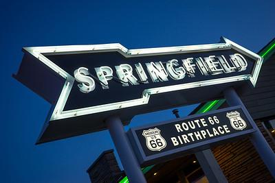 'Road Trip!' ~ Springfield, MO