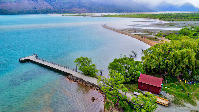 Over The Docks In Glenorchy