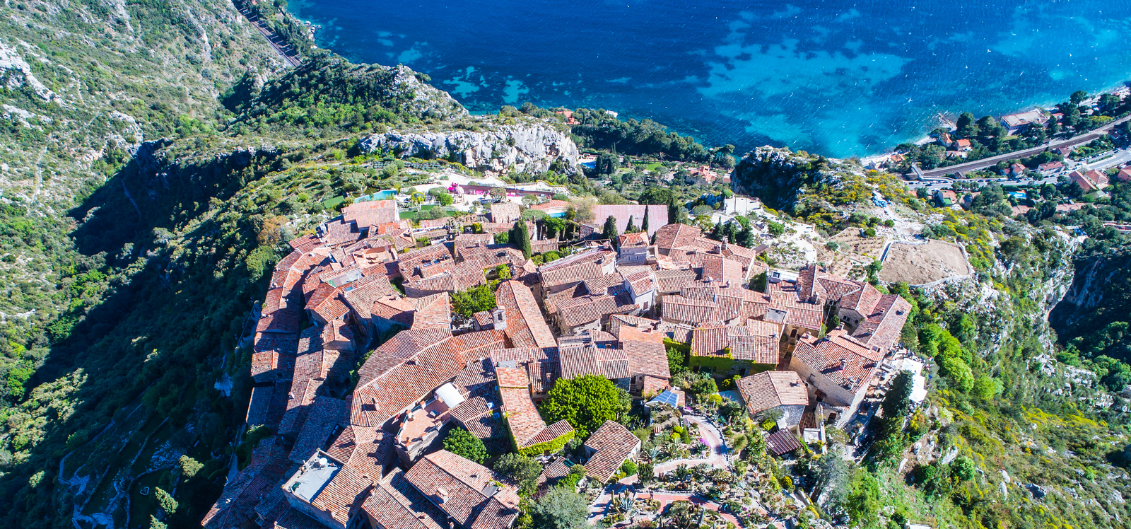 Eze From Above