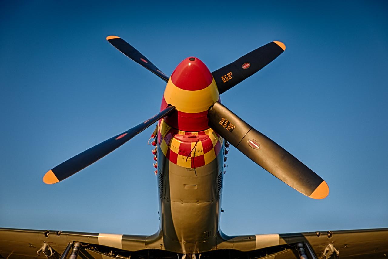 P-51 Rocket