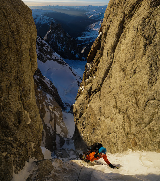 Hypercouloir, Italy