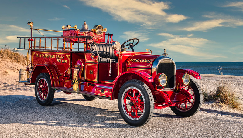 WHBFD Antique at Beach-8094