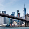 Brooklyn Bridge & the Financial District