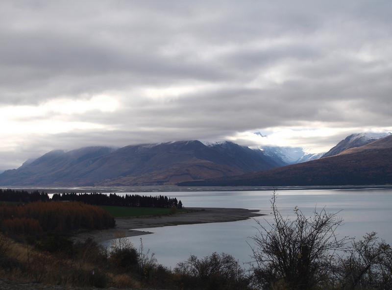 Lake Pukaka - Hood 9