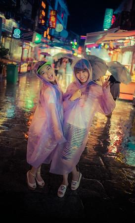Happy Girls in Guangxi!