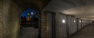 Panoramic View Of Westminster