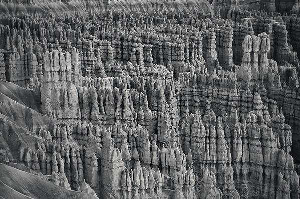 'Hoodoos Castle' ~ Bryce Canyon National Park, UT