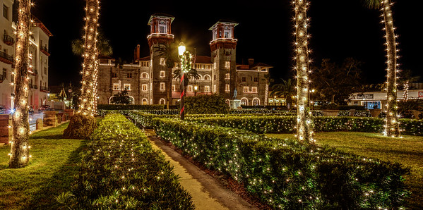 St Augustine Night of Lights 2017--2-2