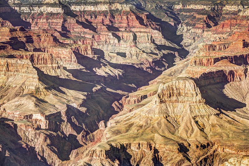 <h1>Grand Canyon</h1> <p>HDR Photo of the Grand Canyon. This was my second time back to the Grand Canyon while visiting with family. I decided to take an HDR approach this time.</p>