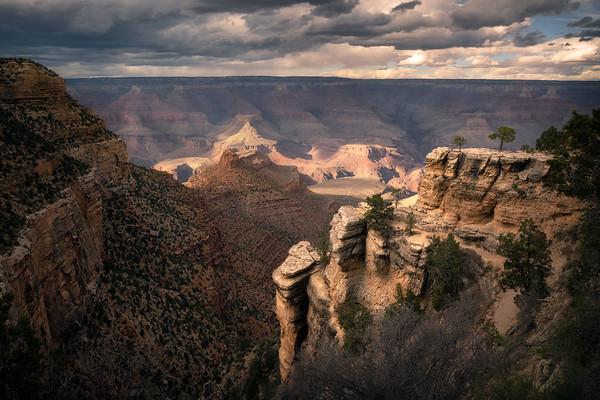 Stormy Canyon ||  Grand Canyon