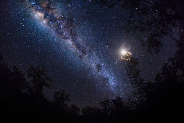 MilkyWay Shines