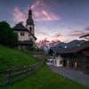 Ramsau bei Berchtesgaden, Bavaria, Germany