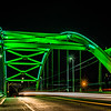superball bridge light in green