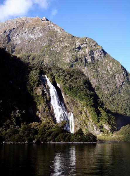 Milford Sound - Bowen Falls 3