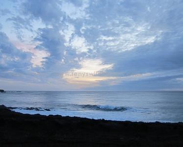 Sunset, Morro Bay, CA