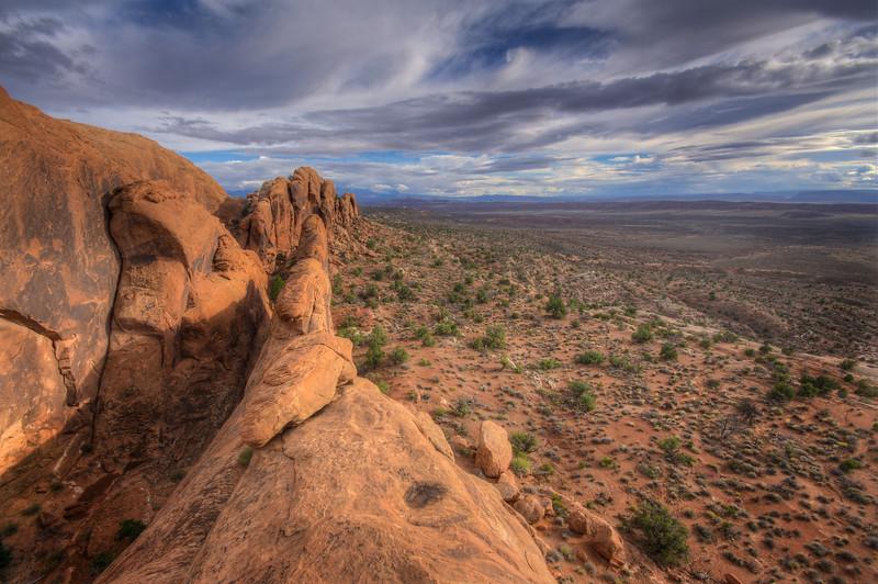 The Cliffs of Utah