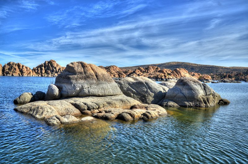 Watson Lake outside Prescott, AZ