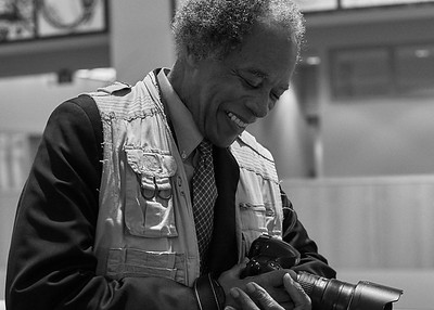 Pulitzer Prize-winning Photographer John White