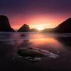 Seal Rock Sunset