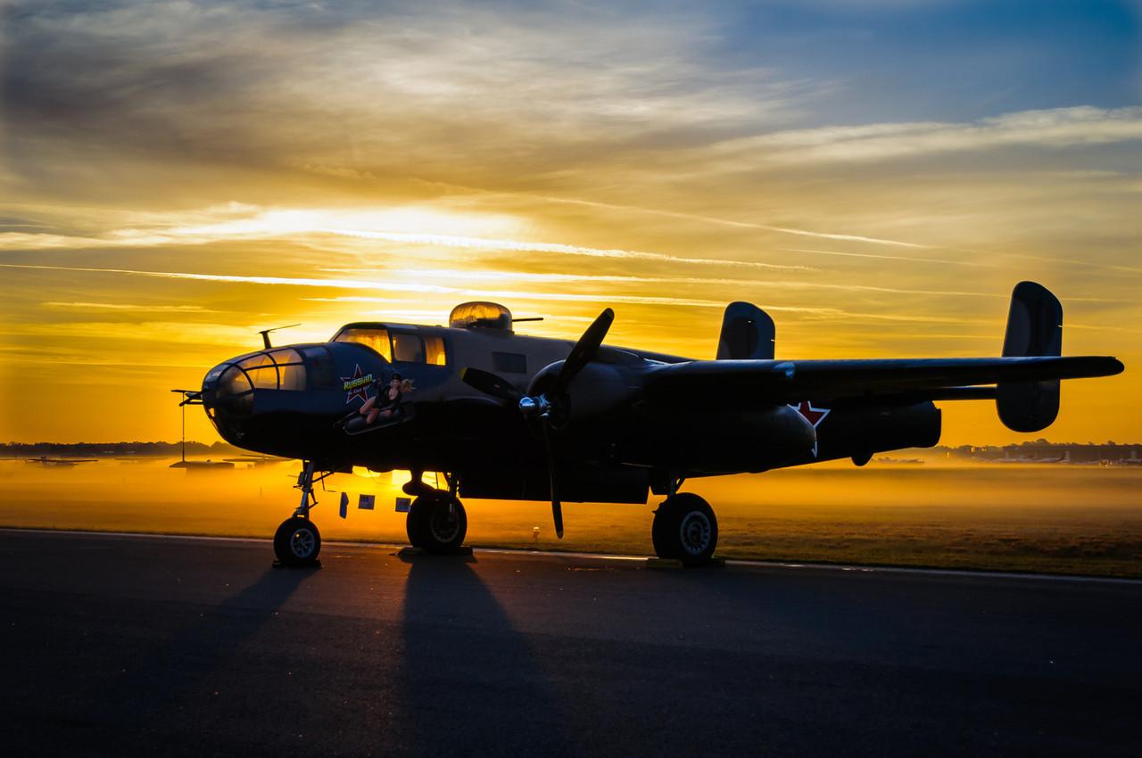B-25 Sunrise