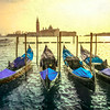The Waiting Boats of Venice