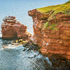 Red Cliffs of Cape Tryon (Prince Edward Island)
