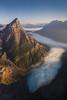 Above Banff National Park