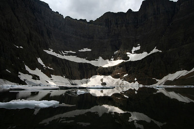 Iceberg Lake. 2010