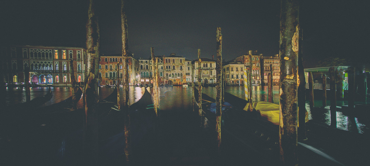 Another Late Night in Venice