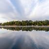 Autumn Morning on Sibley Lake