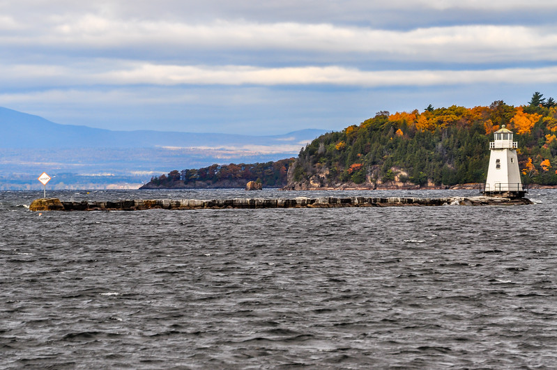 Burlington Harbor Lighthouse