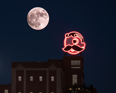 Super Moon Boh, Baltimore, Maryland