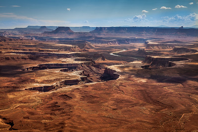 The far west in Canyonlands