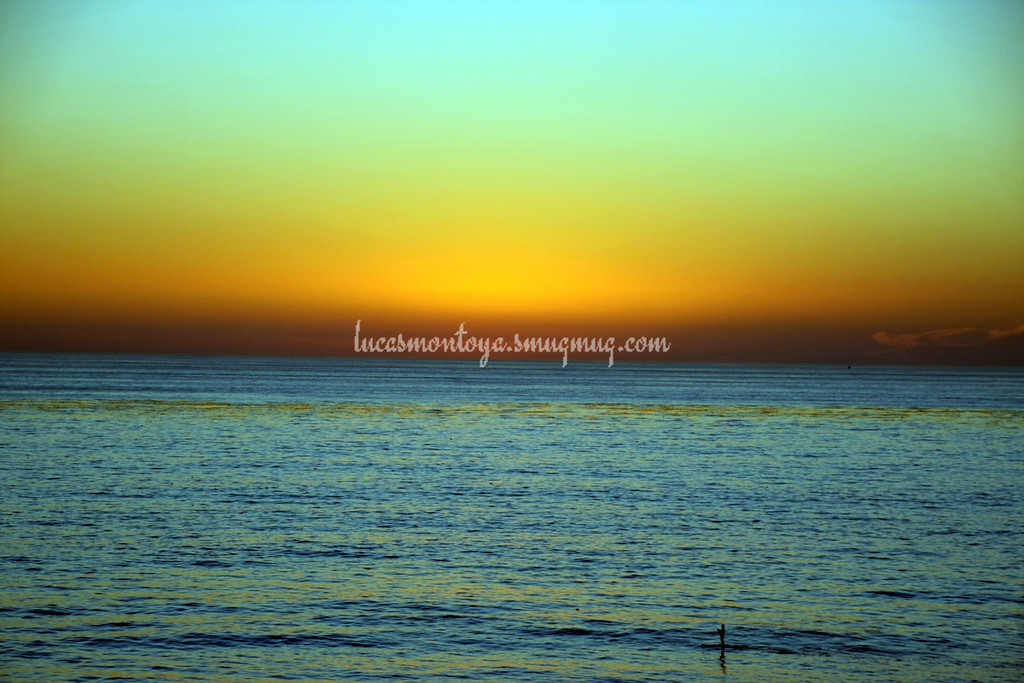 Sunset Cliffs in San Diego, California - October 2014