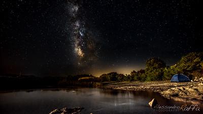 Milky Way Vignola Mare