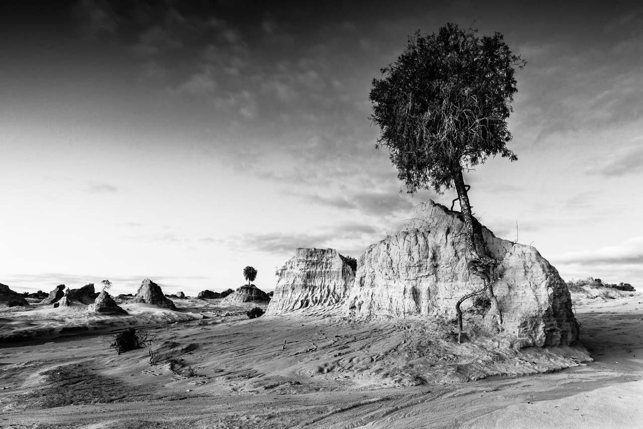 Mungo National Park, New South Wales, Australia