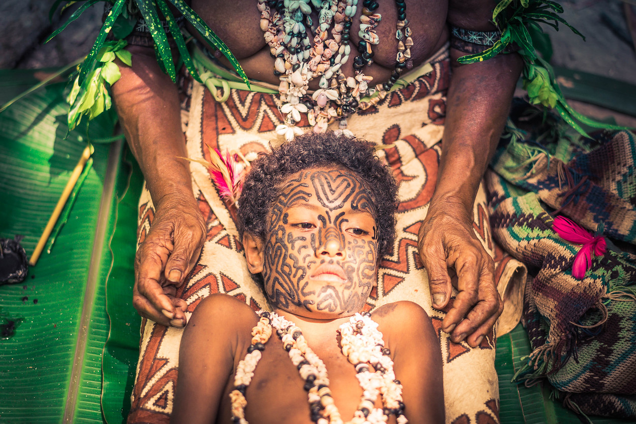 People Of Papua New Guinea Part 7