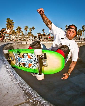 Jay Adams @ Venice Skatepark