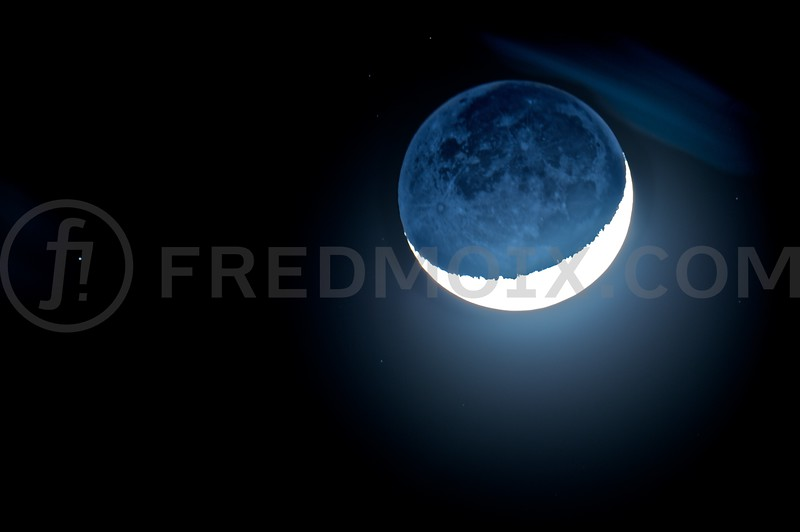 Blue moon<br /> Switzerland<br /> © fred! fredmoix.com
